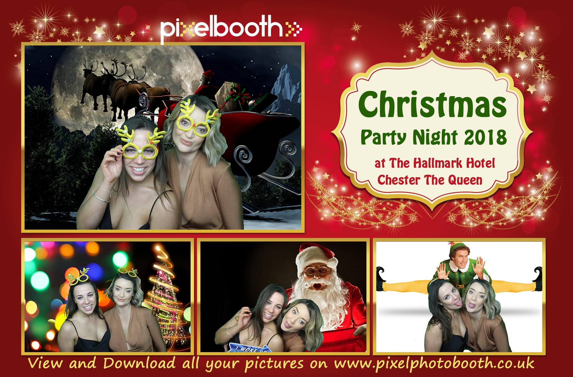 14th Dec 2018: Queen Hotel Christmas Party Night
