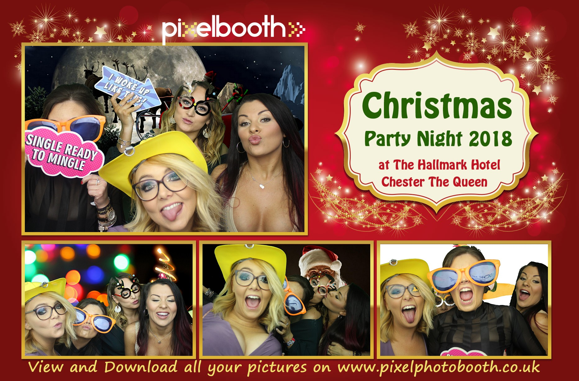 15th Dec 2018: Queen Hotel Christmas Party Night