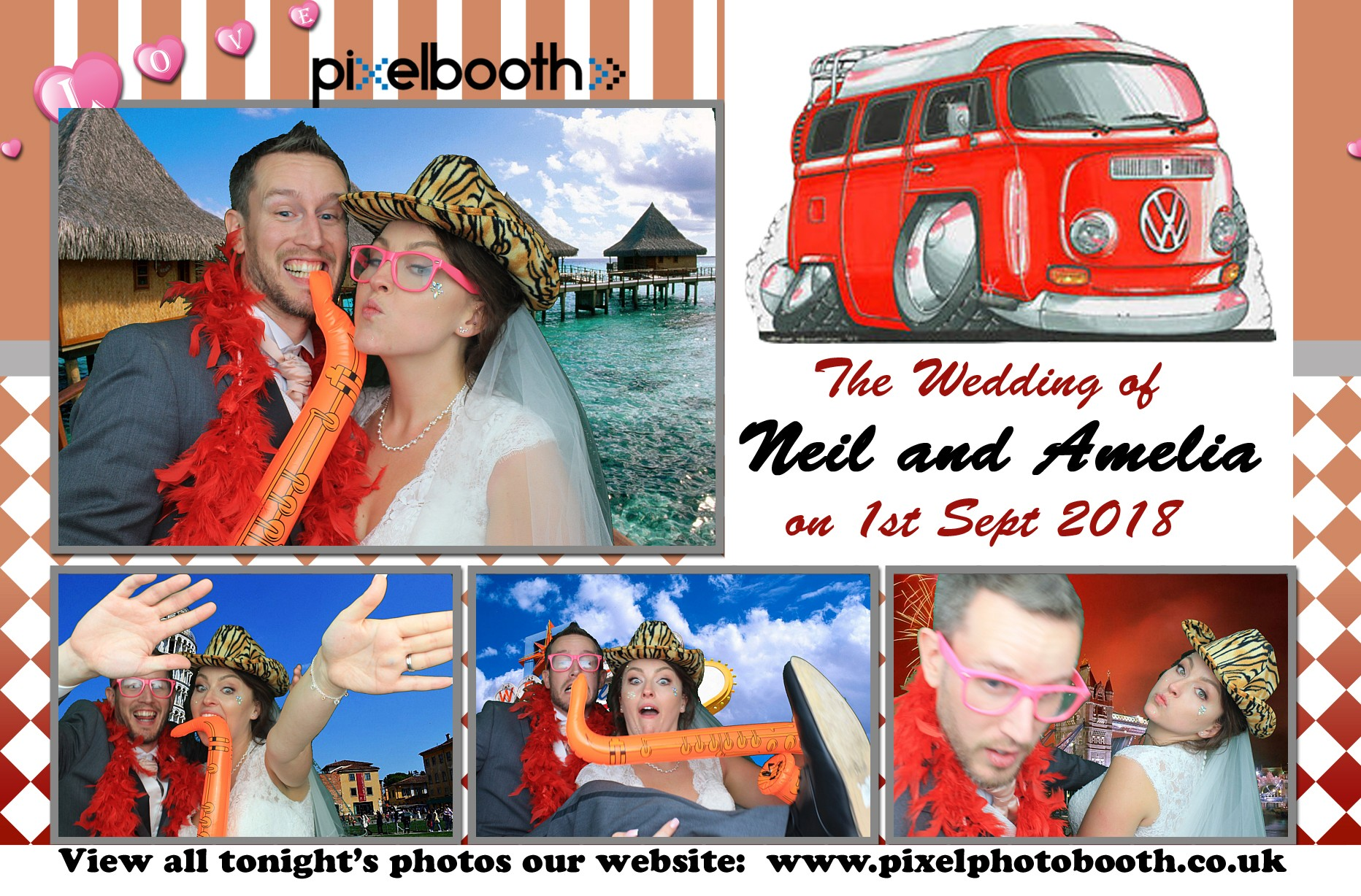 1st Sept: Amelia and Neil's Wedding at The Grosvenor Pulford Hotel