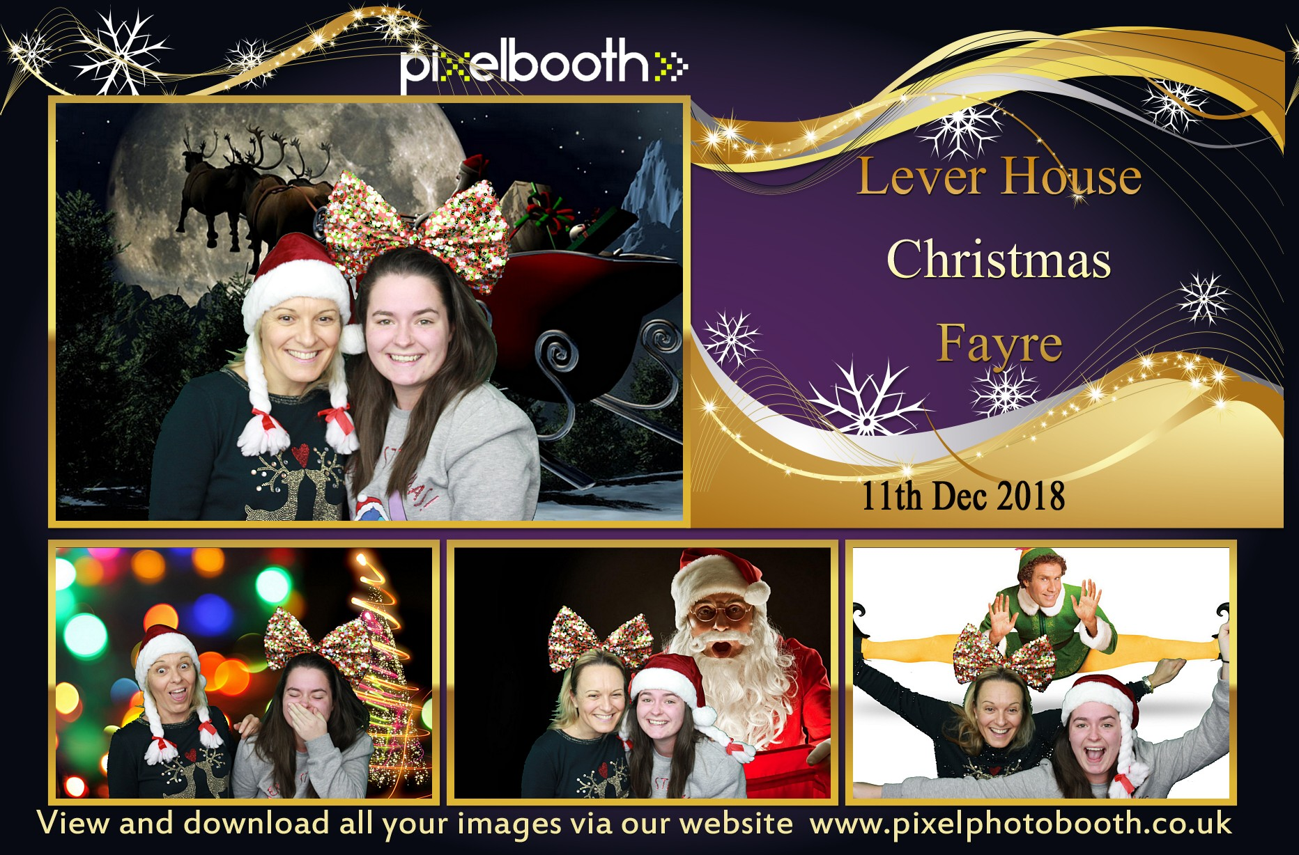 11th Dec 2018: Lever House Christmas Fayre