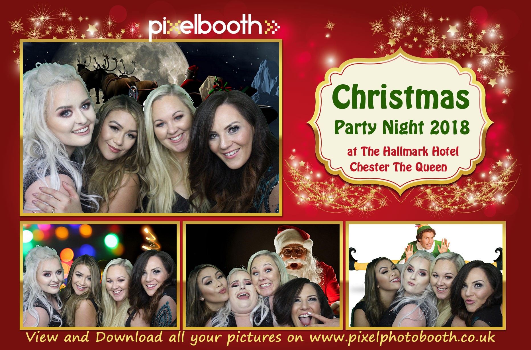 22nd Dec 2018: Queen Hotel Christmas Party Night