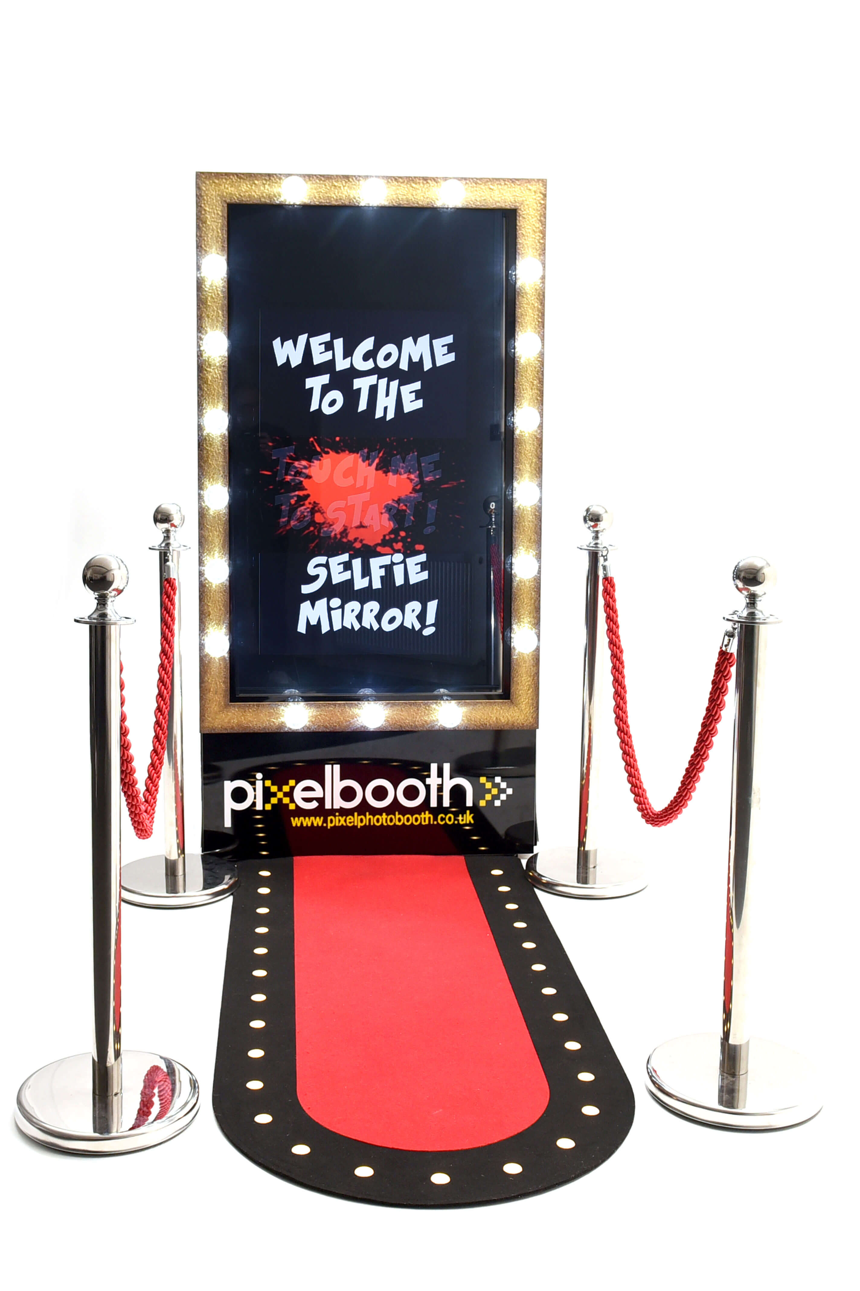 Wedding party photo booth hire in liverpool picture booth for Mirror liverpool